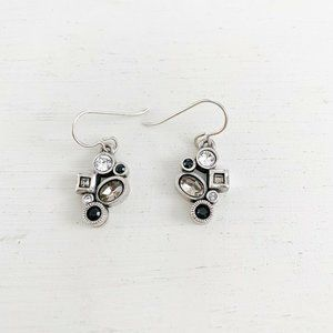 Patricia Locke Swarovski Crystal Drop Earrings